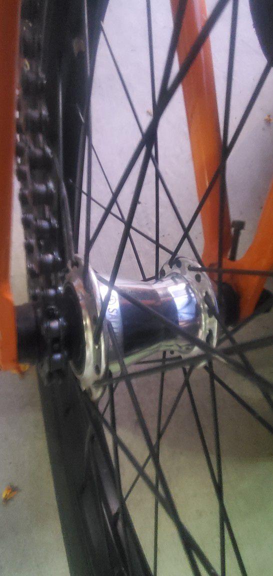 2015 Kink Mudrunner MTB/MTB Parts Trades Welcome