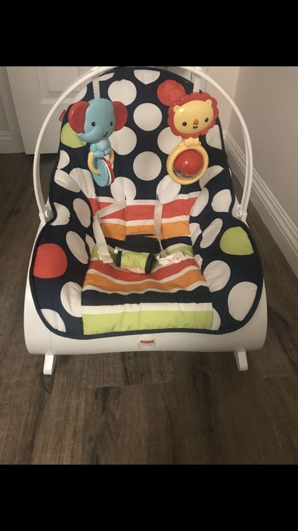 Fisher Price Infant to Toddler Rocker Baby Chair Seat (Baby & Kids ...