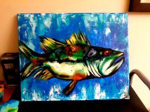 Fish artwork for Sale in Orlando, FL