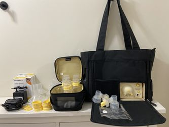 Medela Pump In Style Advanced Double Electric Breast Pump w/ Tote Thumbnail