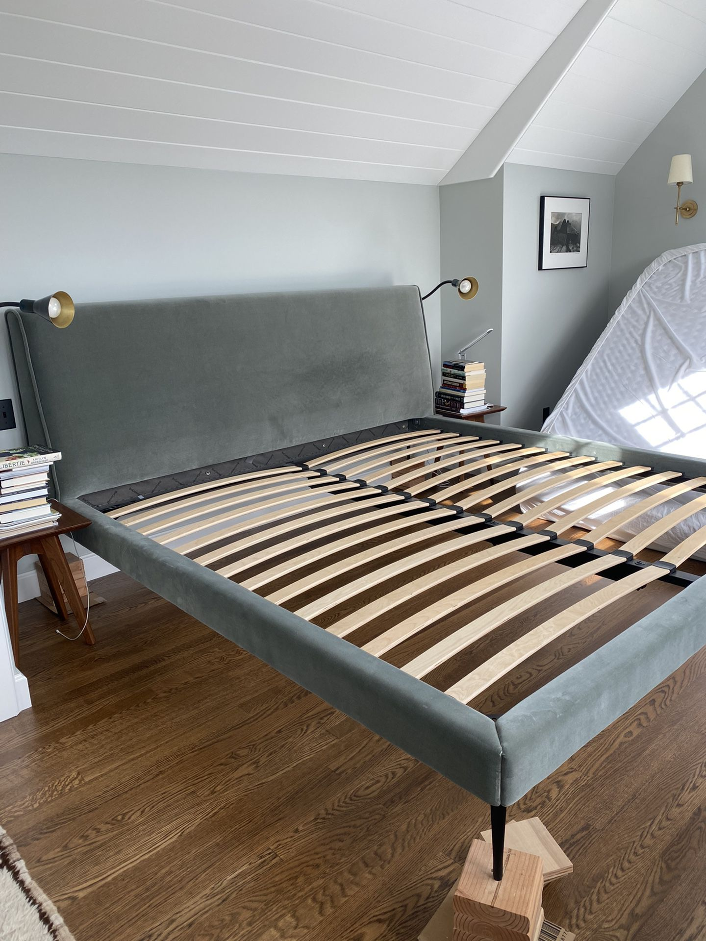 Bo Concept Large Bed