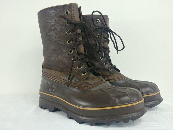 Mens Snow boots size 8 Sorel Mounty for Sale in White Bear Lake 9dbb7ec68828