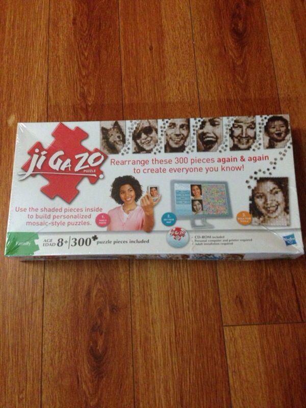 Jigazo personalized puzzle maker for Sale in Burbank, CA - OfferUp