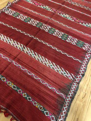 Brand new handmade wool rug size 7x9 nice Kilim for Sale in Burke, VA