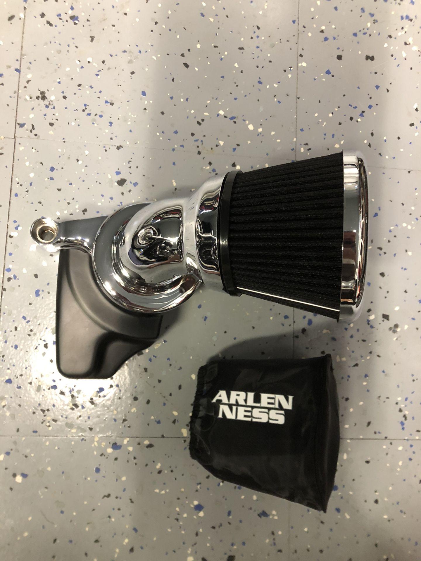 Photo Arlen Ness Air Cleaner Air Intake