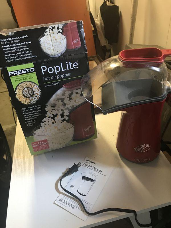 Presto Poplite Hot Air Popper For Sale In San Jose Ca Offerup