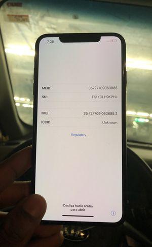 iPhone XS Max 256 AT&T for Sale in Woodbridge, VA