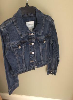 Girls size 10/12 jean jacket for Sale in Centreville, VA