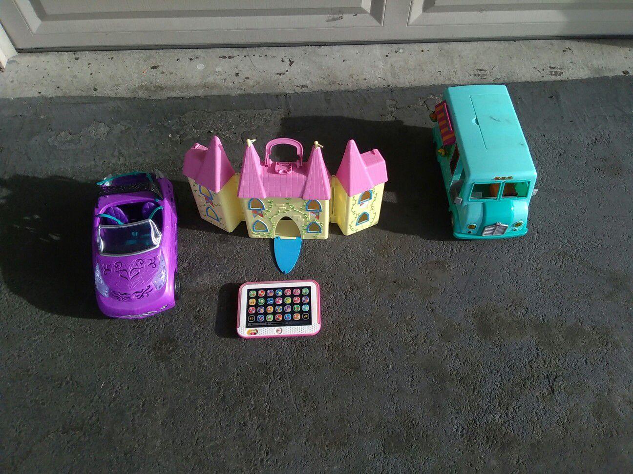 Play toys