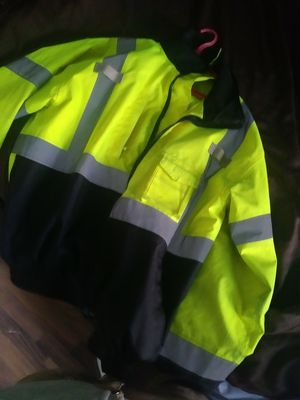 Construction work jacket for Sale in Washington, DC