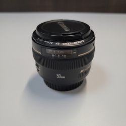 Canon EF 50mm 1.4 Thumbnail