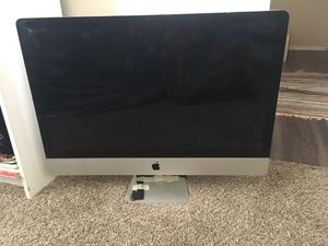 Mac computer sale for parts for Sale in Durham, NC