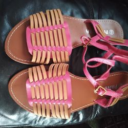 Leather Sandals New Thumbnail