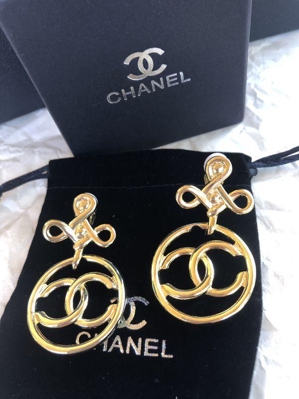 89b75419902122 Chanel Earrings for Sale in Los Angeles, CA - OfferUp