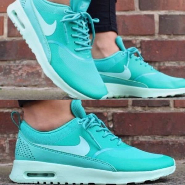 Nike air max thea s (teal) sz.8 for Sale in Portland 4620d1475