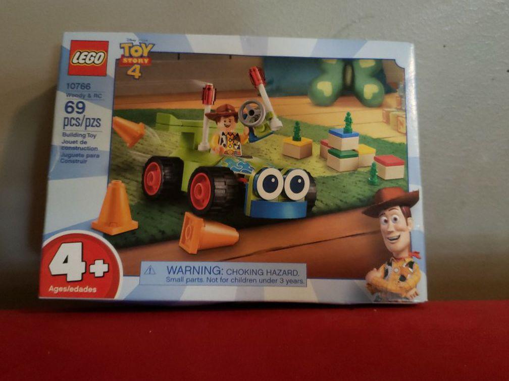 Toy Story 4 Lego Set 10766