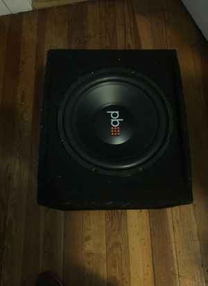 12 inches. 600 WATTS for Sale in Boston, MA