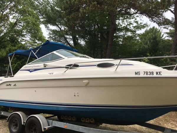 Must sell!! 1994 sea ray express crusier