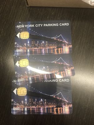 New York Parking cards for Sale in New York, NY