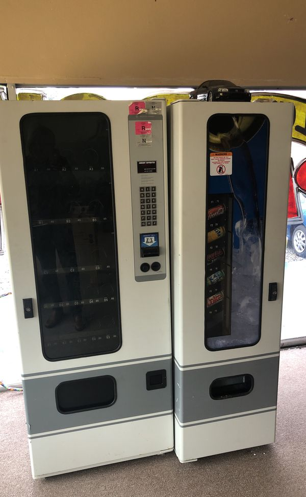 Vending Machine on sale $275 for Sale in Jacksonville, FL ...