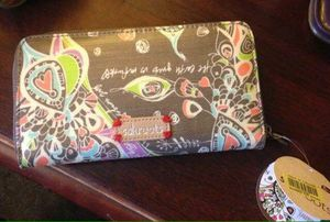 Sakroots Woman's Wallet. New With Tags! Super Cute And Roomie. for sale  Wichita, KS
