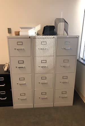 File cabinets - $50/each for Sale in Seattle, WA