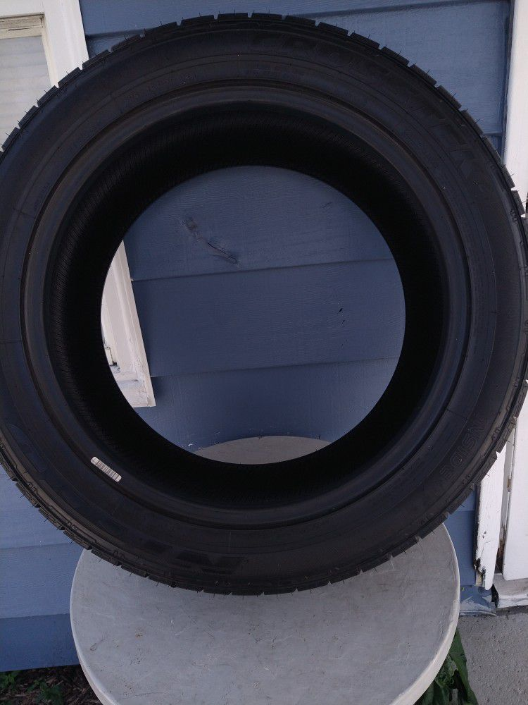 One Tire For Sale. Good Condition 90% T- Size- 275-45R20.