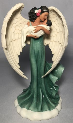 """Cloud Works Angels & Company """"Autumn"""" Angel Sculpture in Original Box for Sale in Fort Washington, MD"""