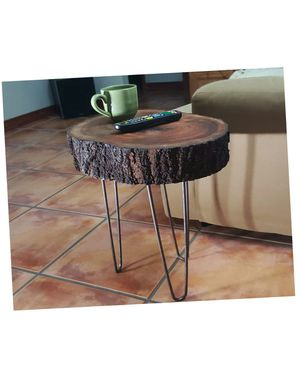 Unique Rustic Contemporary Handcrafted Solid Mahogany Coffee Table. Similar to dining table patio gazebo backyard furniture sofa. for Sale in Miami, FL