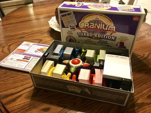 Cranium turbo edition board game for Sale in Federal Way, WA