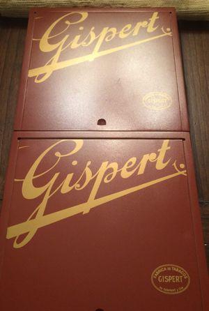 Gispert Empty Cigar Boxes (2) for Sale in Mount Dora, FL