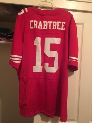 e1f8fe3b78f Size 60 XXXl Michael Crabtree Nike for Sale in Turlock