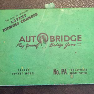 1950s Bridge Game for Sale in Centreville, VA