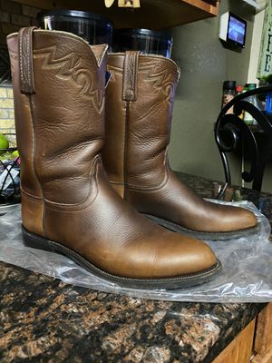 Photo Lucchese Boots Size 11B