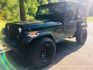 1991 Jeep Wrangler YJ 137k 2.5 for Sale in Woodbridge, VA
