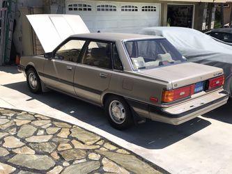 1986 Toyota Camry Thumbnail