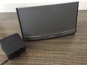 The Portable Rechargeable Bose SoundDock System for iPod for Sale in Miami, FL