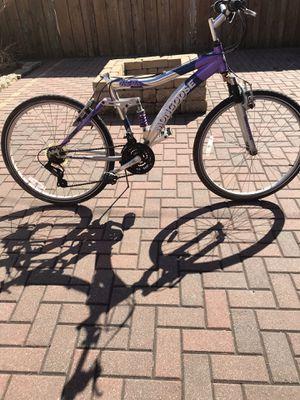 """Photo Mongoose bike 26"""" wheels"""