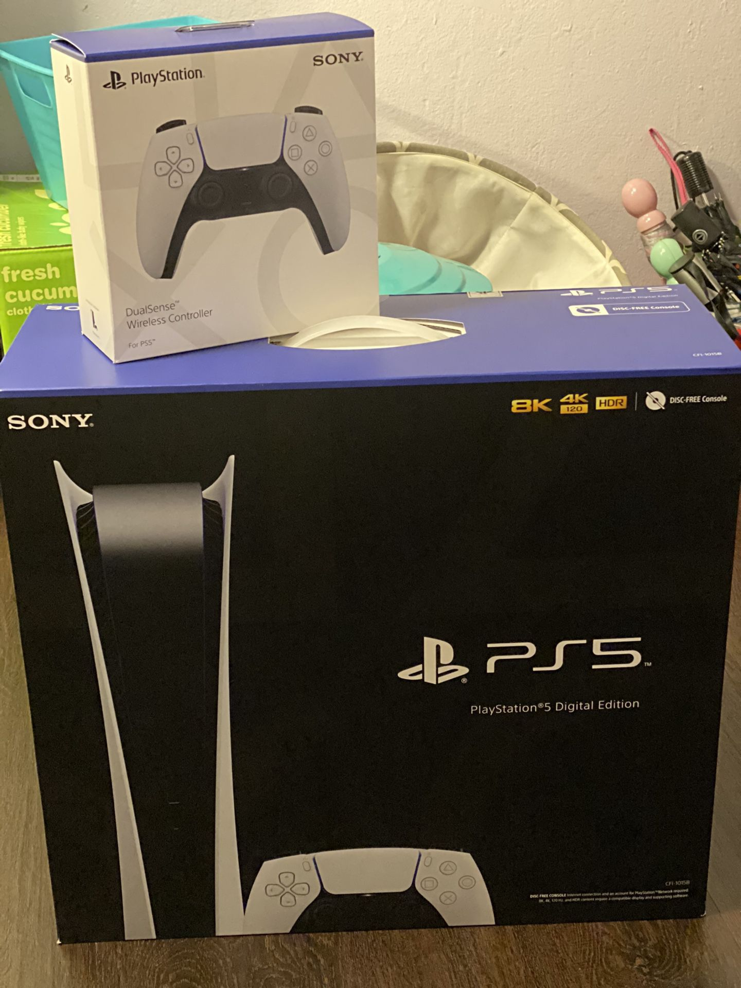 PS5 Brand new