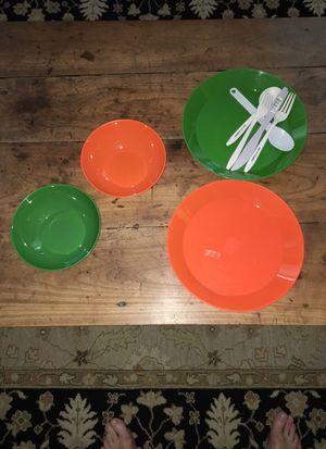 Camping eating ware. for Sale in Atlanta, GA