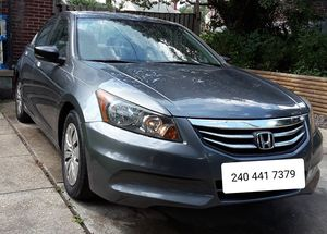 HONDA ACCORD 2012 / 57000 MILES for Sale in Hyattsville, MD