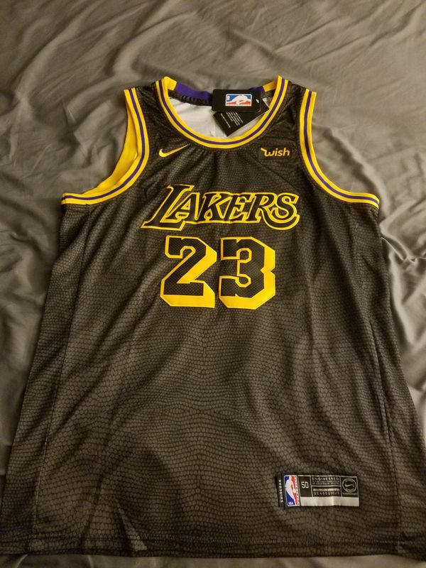 reputable site f269e d93cd LEBRON LAKERS JERSEY for Sale in Lancaster, CA - OfferUp