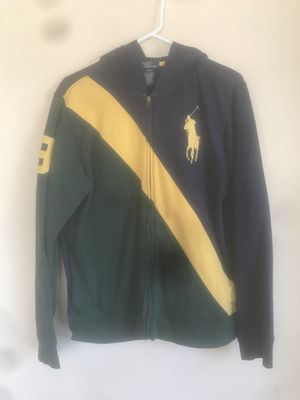 Polo hoodie size kids XL (18-20) for Sale in Alexandria, VA