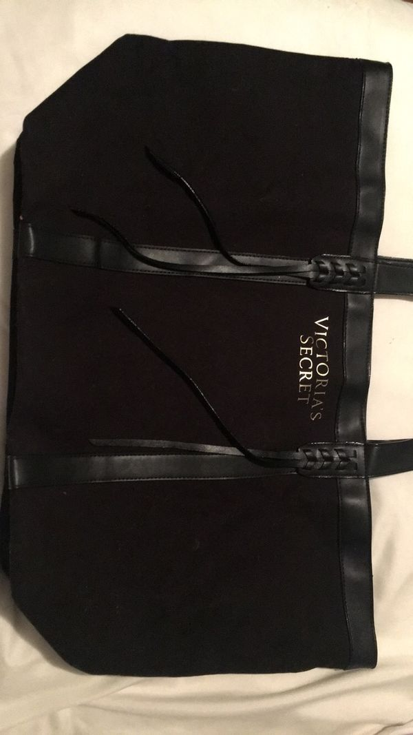 1055d3104d Victoria secret black tote bag for Sale in Grand Rapids