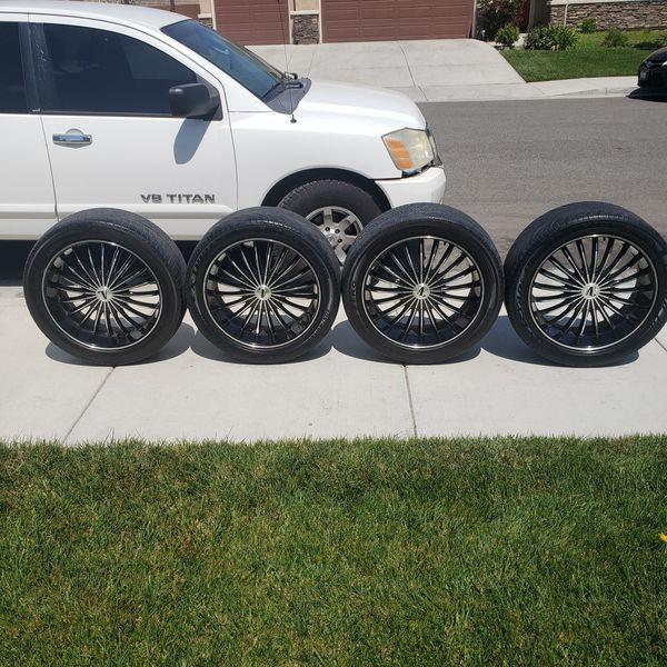 22 Inch Velocity Rim For Sale In Ontario, CA
