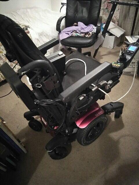 QM-710 power wheelchair for Sale in Virginia Beach, VA - OfferUp