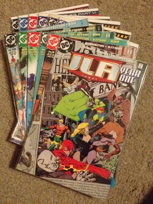 JLA Year One for Sale in Los Angeles, CA