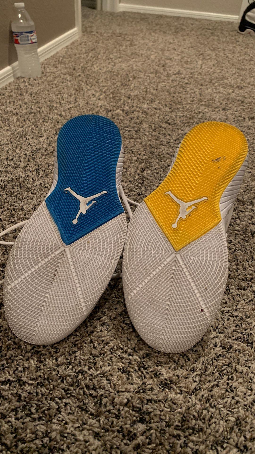 Jordan why not zer0.2 size 10.5