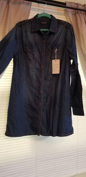 Women's Blue Jean Dress for Sale in Manassas, VA