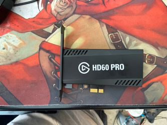 Elgato HD60 Pro Capture Card (Great Condition, Rarely Used) Thumbnail